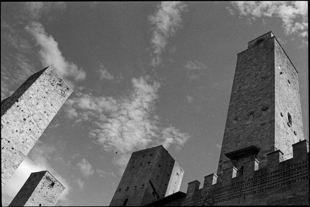 F39N27A__San Gimignano_Türme